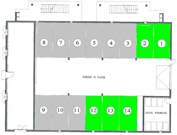 place parking à riorges 15 rue olympe-de-gouges
