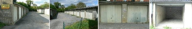 Acheter un lot de garages à Charleville