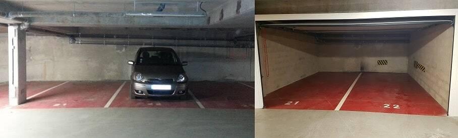 boxage garage double