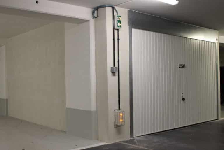 boxage, boxer place de parking