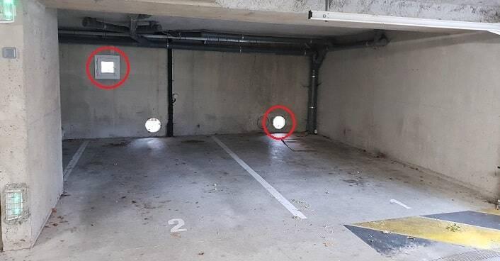 boxage place parking riorges