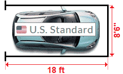 Standard Dimensions Of Car Park Or Garage Cipg