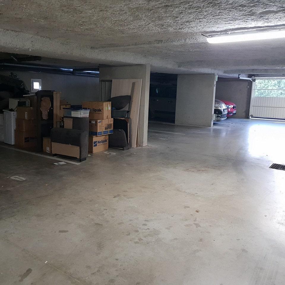 Peut-on entreposer des affaires dans son garage ?