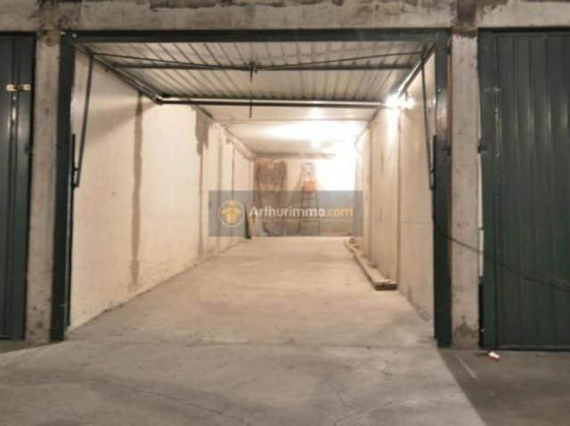 Garage double en 2ème sous-sol à Neuilly sur Seine (92)