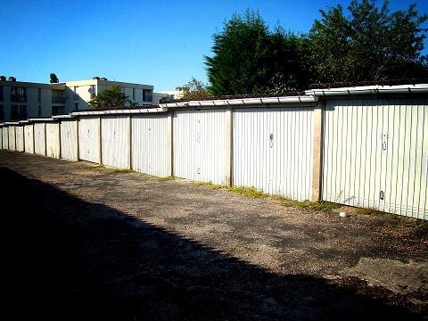 garages avenue du General Leclerc LA FERTE GAUCHE