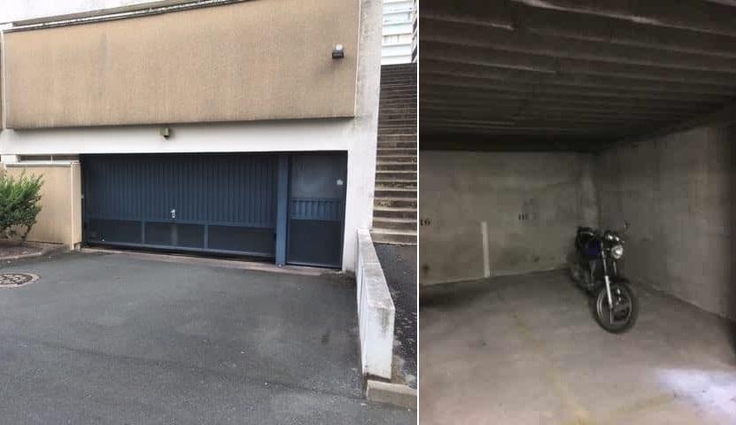 parking à Angers