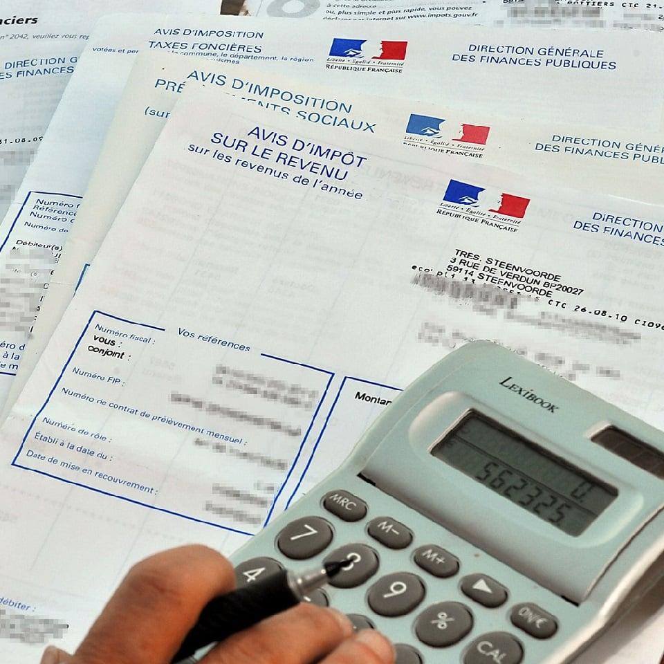Gouvernement fiscalité, impôts, taxes